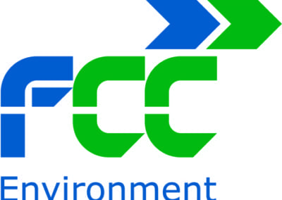 FCC Environmental logo (stack)
